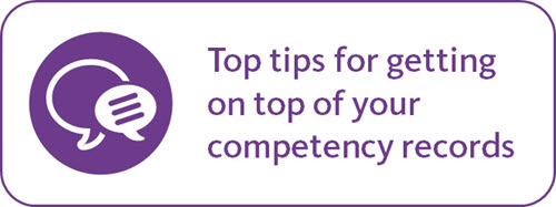 competency-records-top-tips