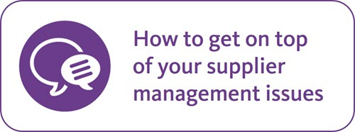 Why Supplier Management is Critical to Your Business Success