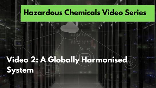 2. globally harmonised system