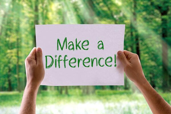 Make-a-difference-environmentally-friendly
