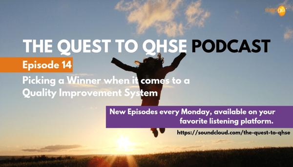 Episode 14 - Picking a winner