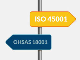 OHSAS ISO45001