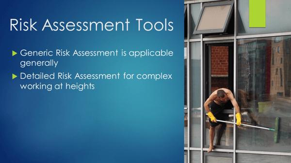 Falls - risk assessment tools